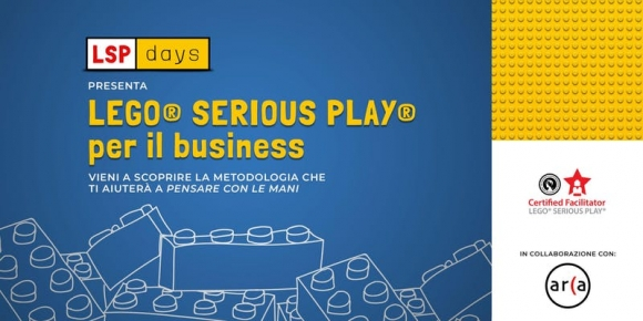 LEGO® Serious Play® per il business